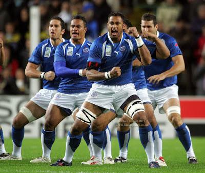 Samoa-Team