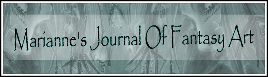 Marianne's Journal of Fantasy Art