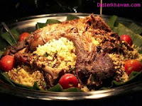 How To Make Nasi Kebuli (Make a Dish Indonesia)