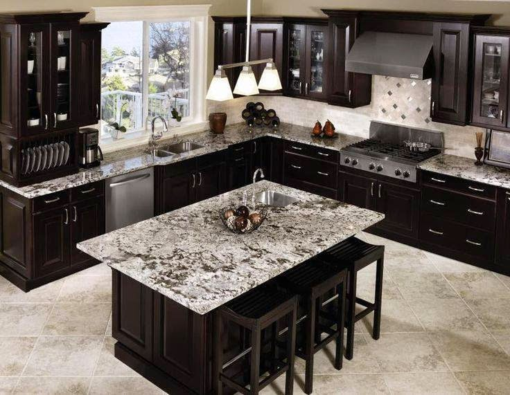 Black and Grey Kitchens