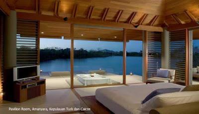 Pavilion Room, Amanyara, Kepulauan Turk dan Caicos