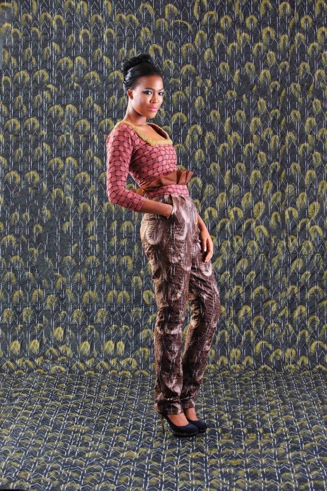 Duaba Serwa - Designer Fashion