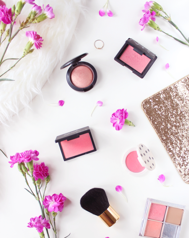 blusher beauty blogger