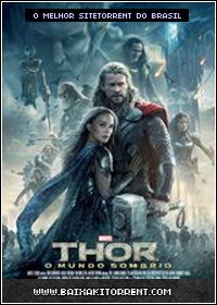 Capa Baixar Filme Thor 2   O Mundo Sombrio (Thor: The Dark World)  2013 (CAM/Dublado)   Torrent Baixaki Download
