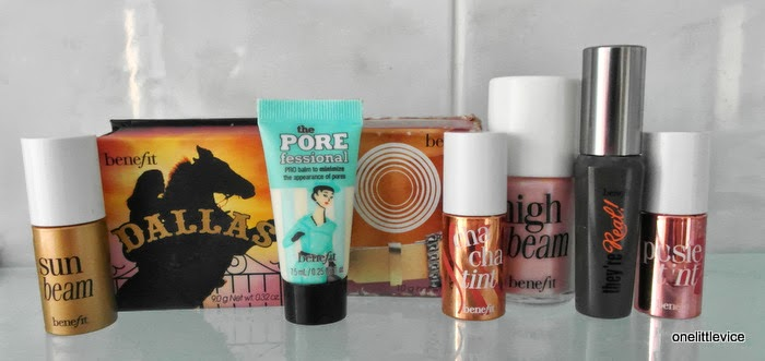 Benefit Products Worth the Money