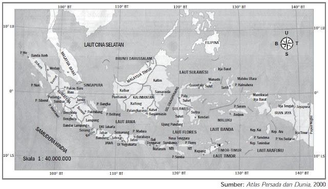 Letak Geografi dan Astronomi Indonesia
