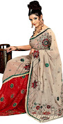 Here you can see a great collection of indian wedding sarees collection.