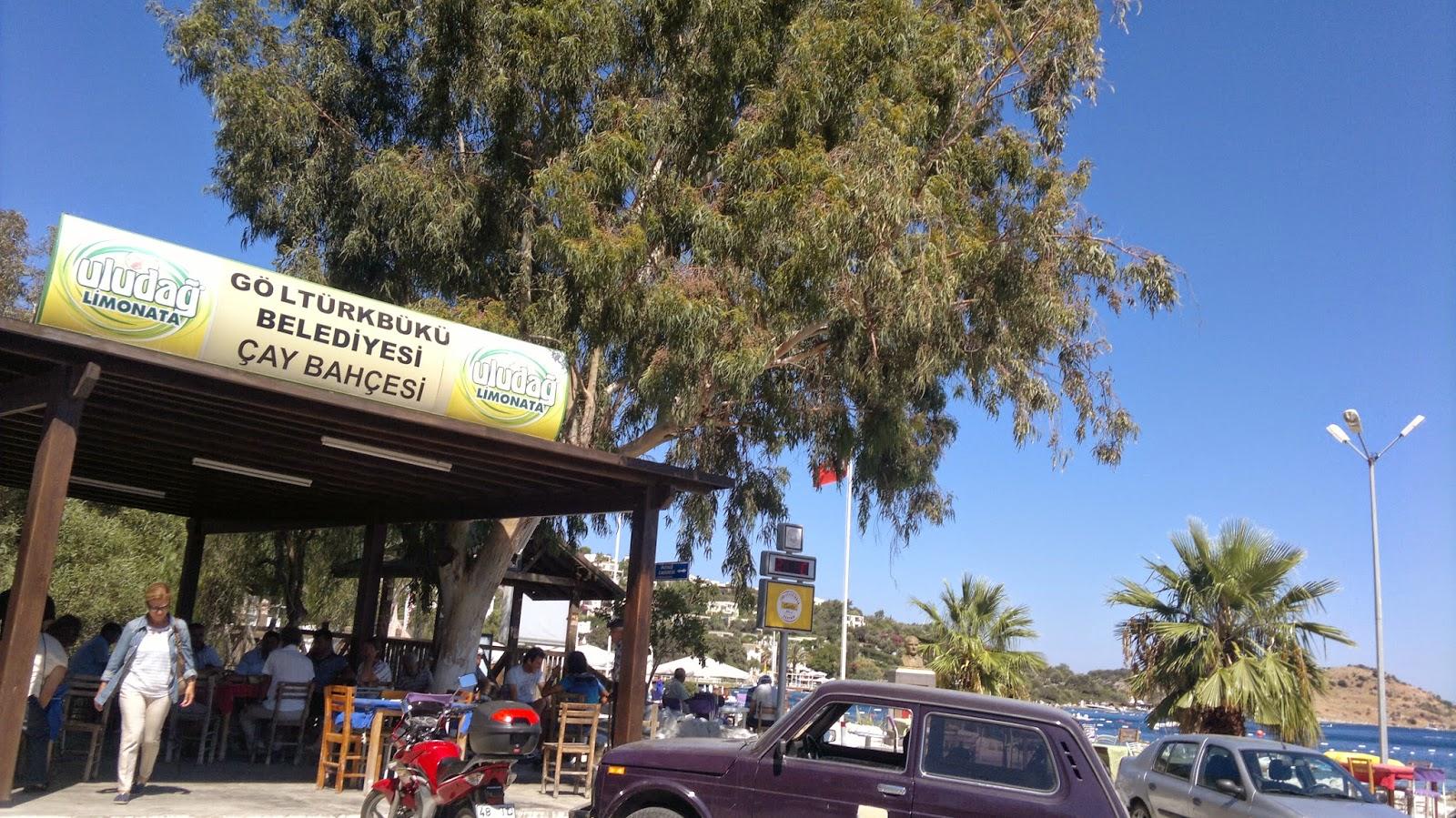 Göltürkbükü Belediyesi Çay Bahçesi