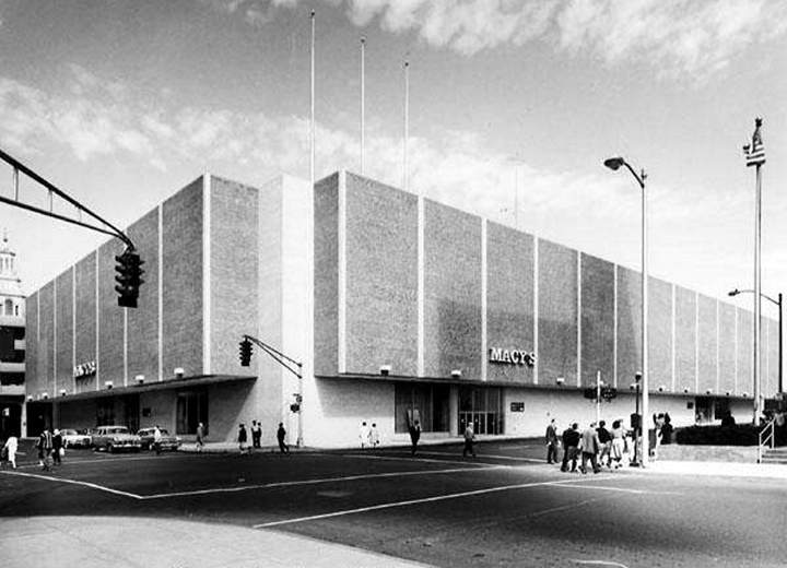 White Plains Mall >> The Department Store Museum: R. H. Macy & Co., New York City, New York
