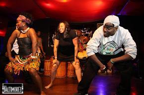 Sankofa African Dancers