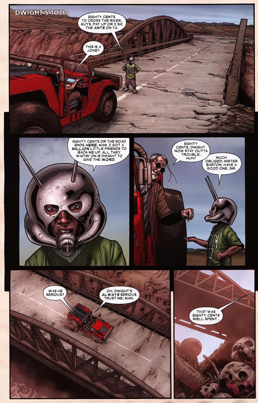 Read online Wolverine (2003) comic -  Issue #70 - 21