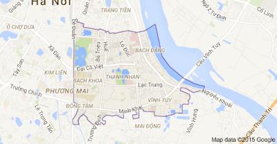 Thông tắc cống tại quận Hai Bà Trưng, Hà Nội