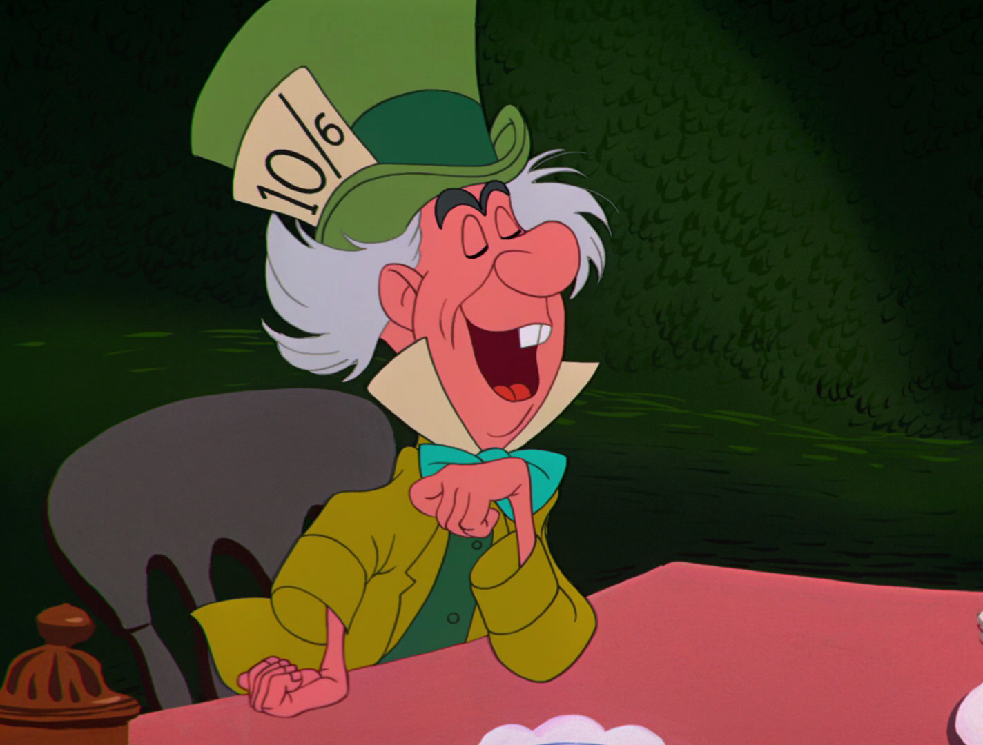 disney alice in wonderland mad hatter