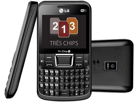 LG Tri Chip 333