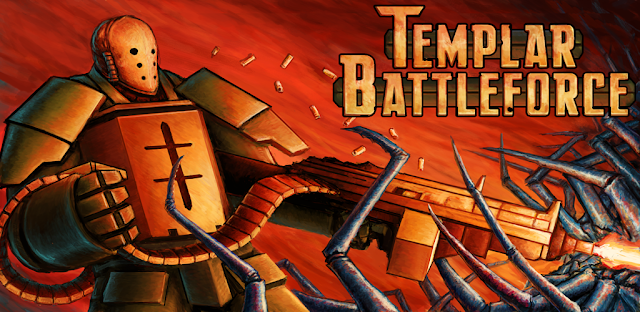 Templar Battleforce RPG v1.2.25 Apk Miki