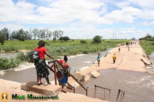 Estradas em Moçambique