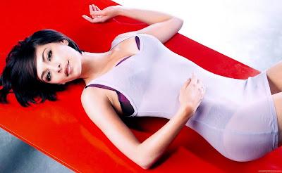 Kristin Kreuk Actress Spicy Wallpaper