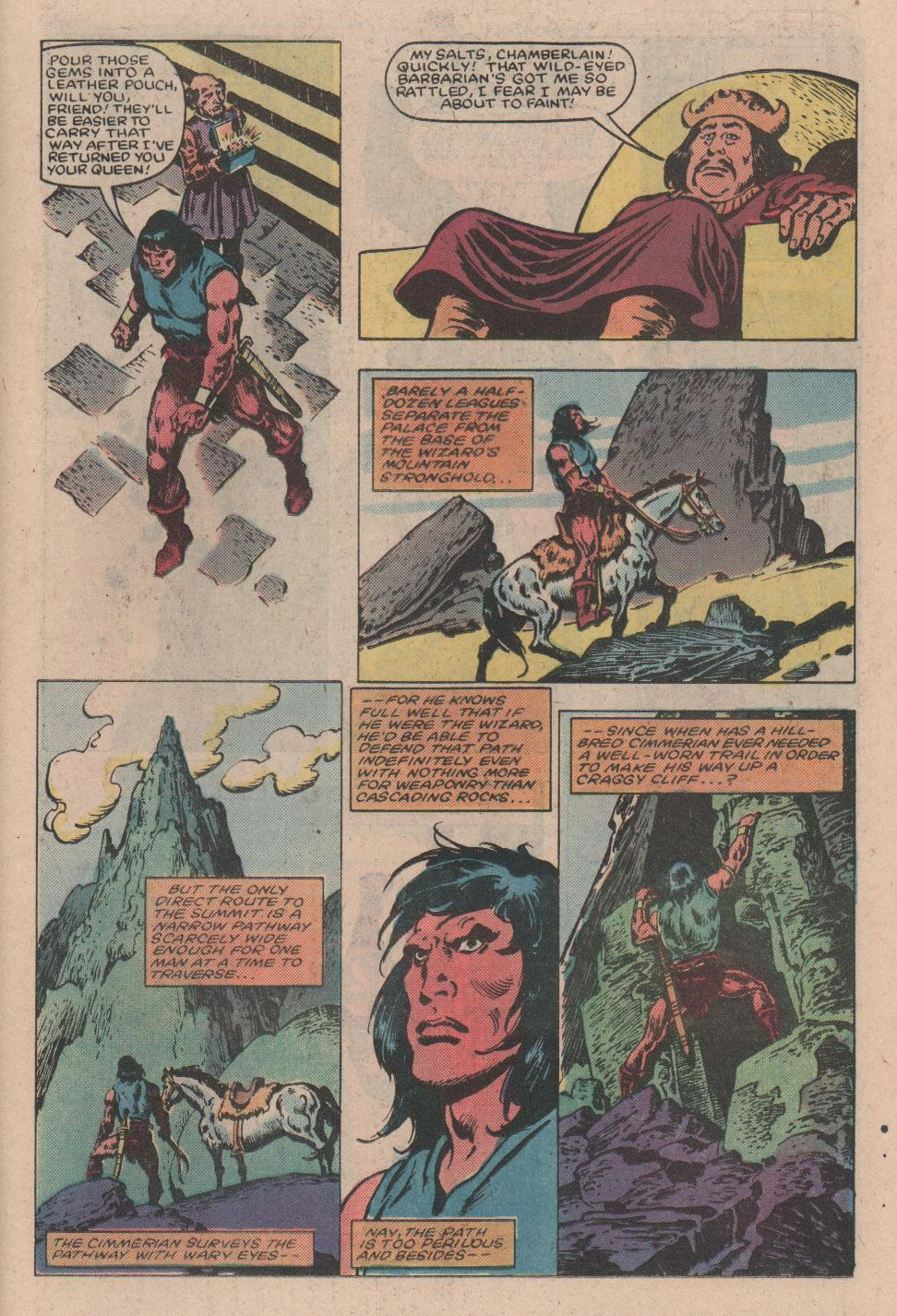 Conan the Barbarian (1970) Issue #157 #169 - English 8