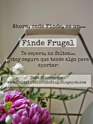 Participo en los Finde Frugal