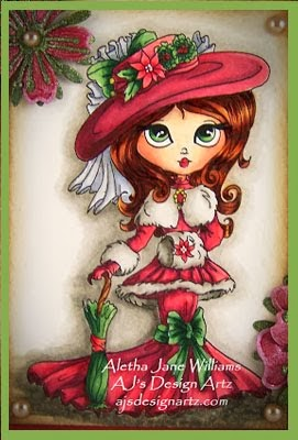 Happy Holidays From Lacy Sunshine Stamps