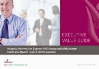 eBook: HIS with EHR - Executive Value Guide