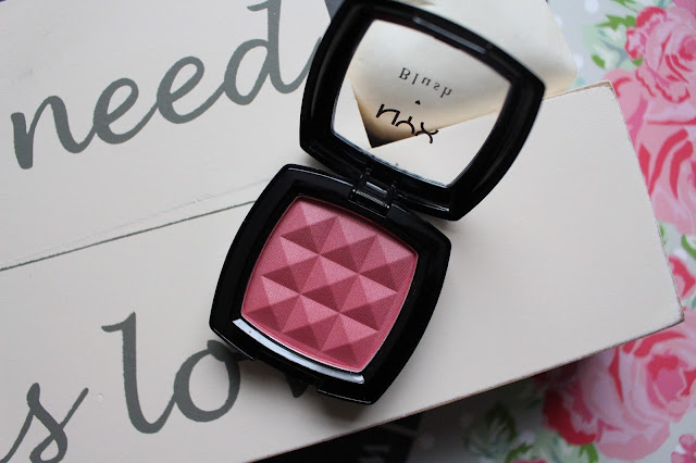 NYX Powder Blush in Dessert Rose