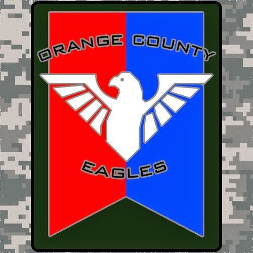 Orange county Eagles since Dec. 3rd 2013