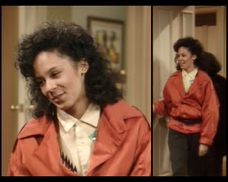 Cosby Show Huxtable fashion blog 80s sitcom Sondra Sabrina LeBeauf
