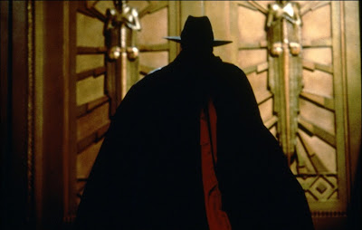 La Sombra, The Shadow, Alec Baldwin, Russell Mulcahy