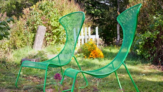 modern outdoor chairs in the garden | Manufacturers Outdoor Furniture