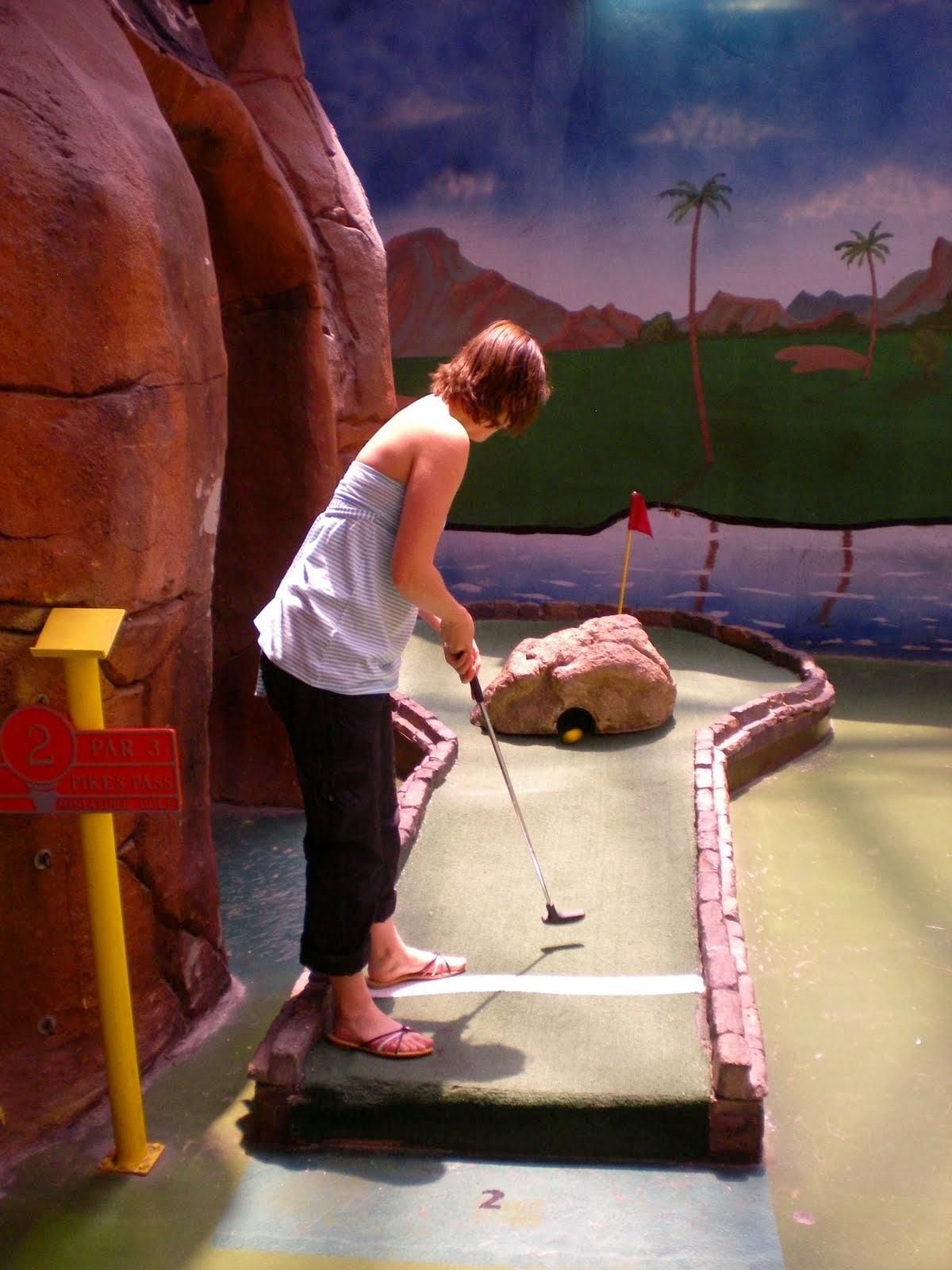 Mini Golf in Las Vegas