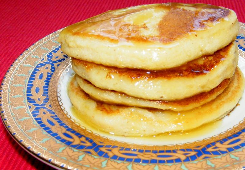 South Beach Pancakes