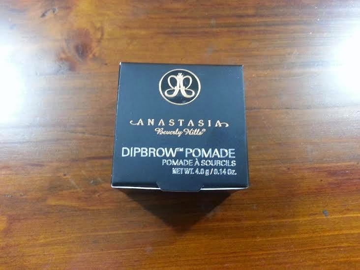 anastasia beverly hills dip brow pomard in colour chocolate