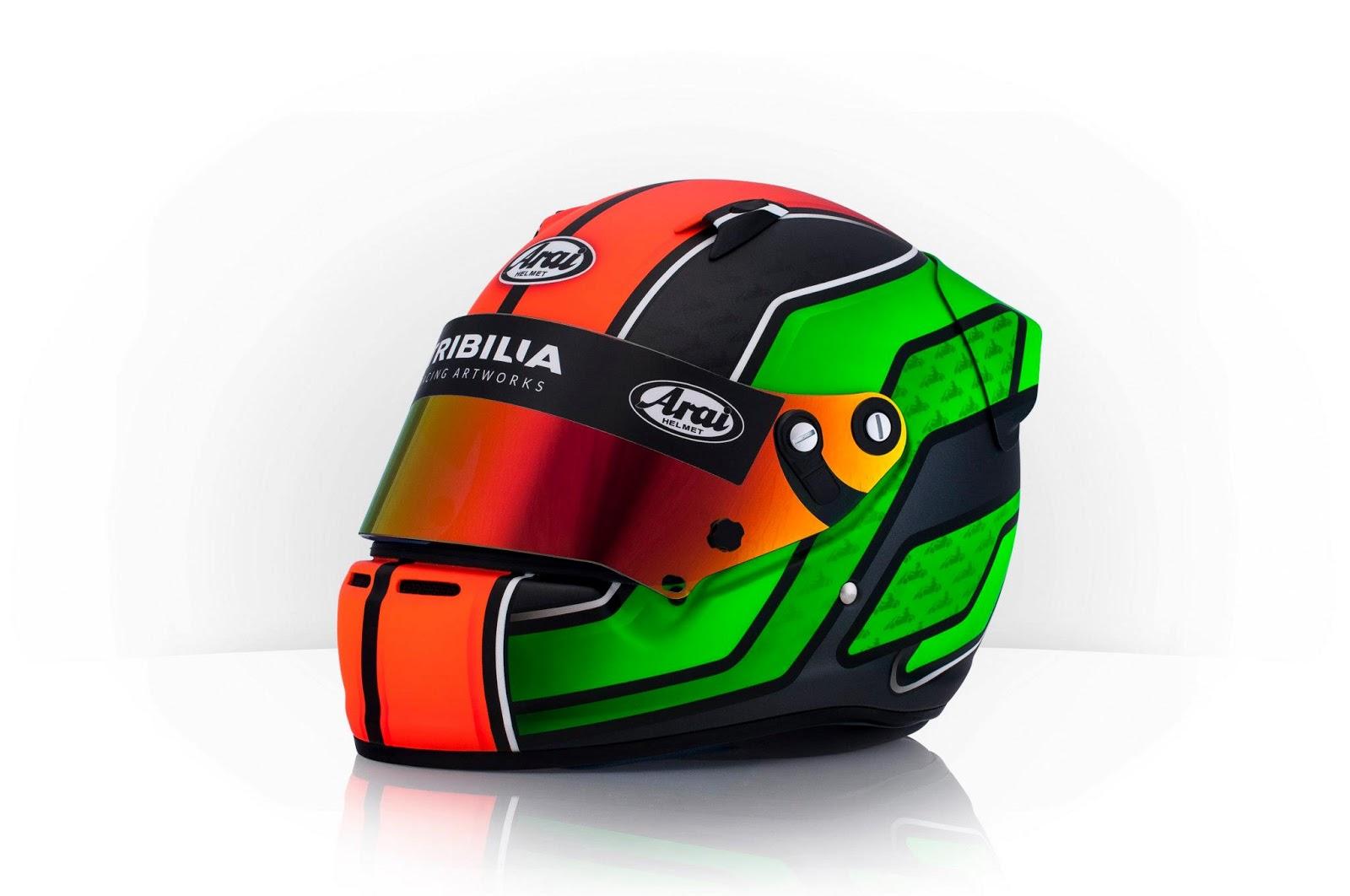 Helm Design racing helmets garage arai sk 5 k leesma 2013 by tribilia design
