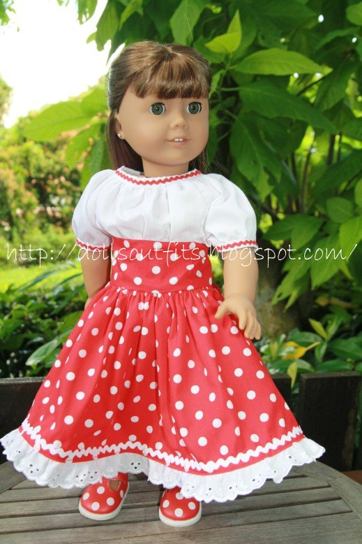 Шить платья своими руками для куклы