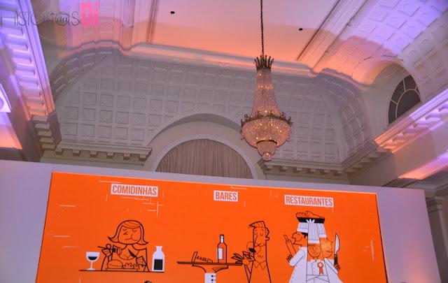 Categorias do evento Comer & Beber: Comidinhas, Bares e Restaurantes