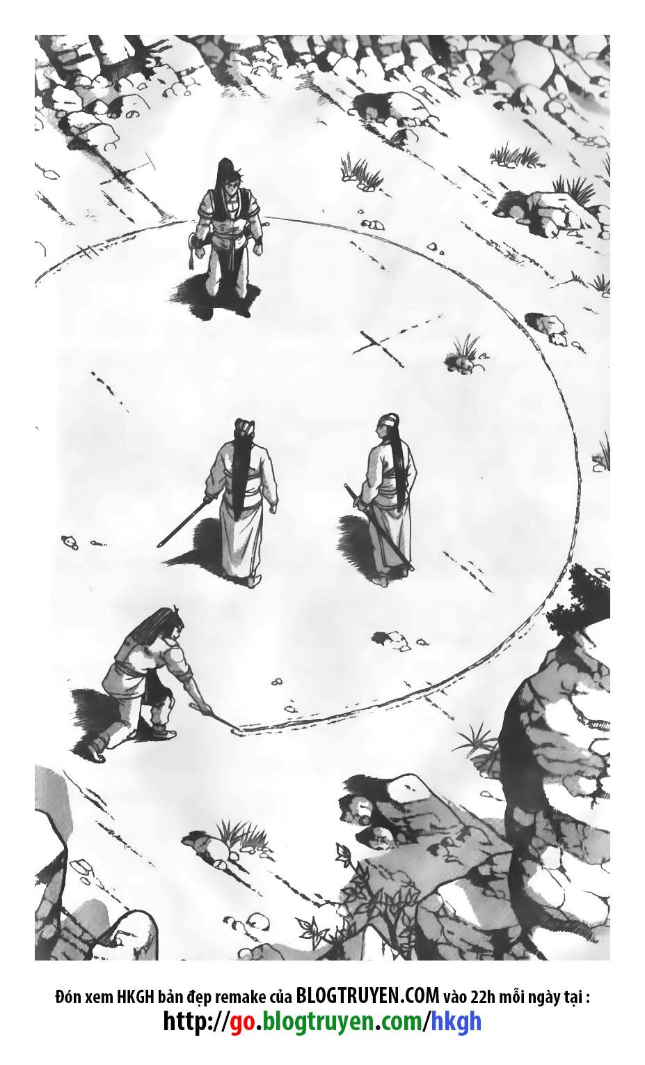 Hiệp Khách Giang Hồ - Hiệp Khách Giang Hồ Chap 283 - Pic 24