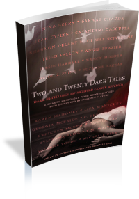 Book Cover: Two and Twenty Dark Tales: Dark Retellings of Mother Goose Rhymes
