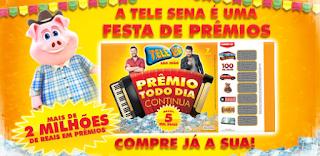 Resultado prêmio todo dia São João 2015