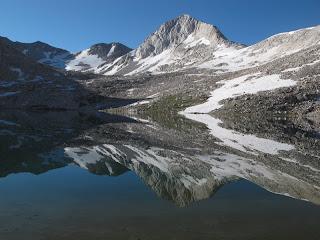 Lake Italy und Mount Julius Caesar