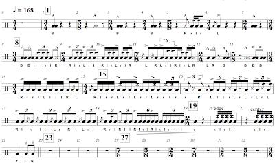 blue devils 2012 sheet music