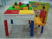 Kid Learning Desk