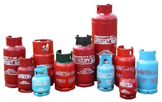 Bottles Gas