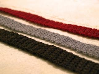 diadema crochet headband