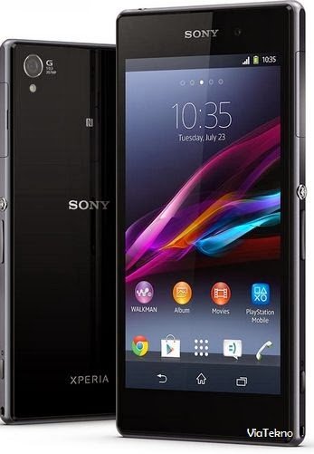 Sony Xperia Z1S Android Quad Core