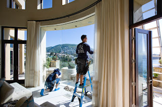 professional window cleanings