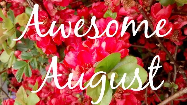 Awesome August Header