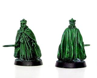 Figurka Króla umarłych z Dunharrow