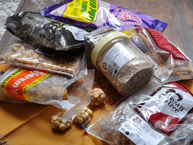 Foodies exchange program at healthfood desivideshi...