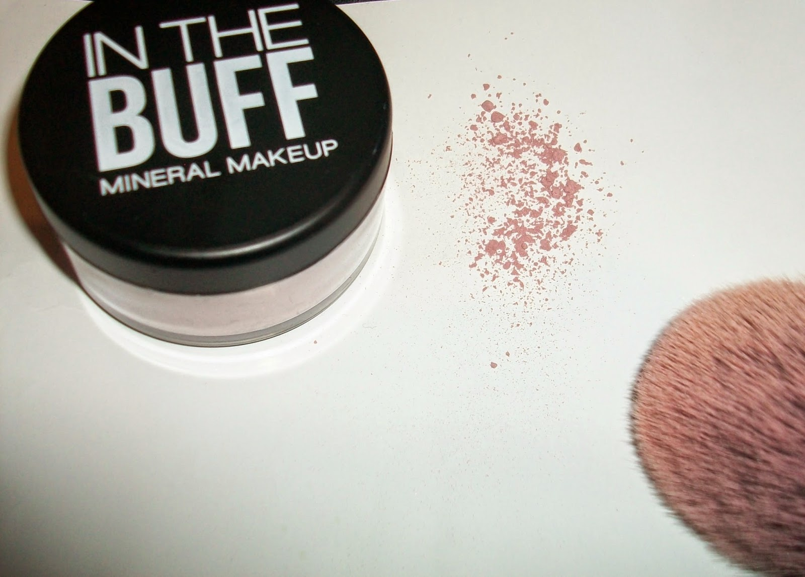 IN THE BUFF MINERAL MAKE UP BLUSH